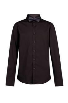 overhemd met strik