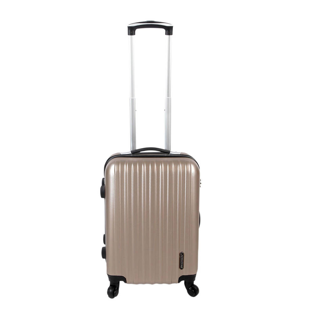 Madisson Barcelona koffer (51 cm), 51x35x22, Champagne