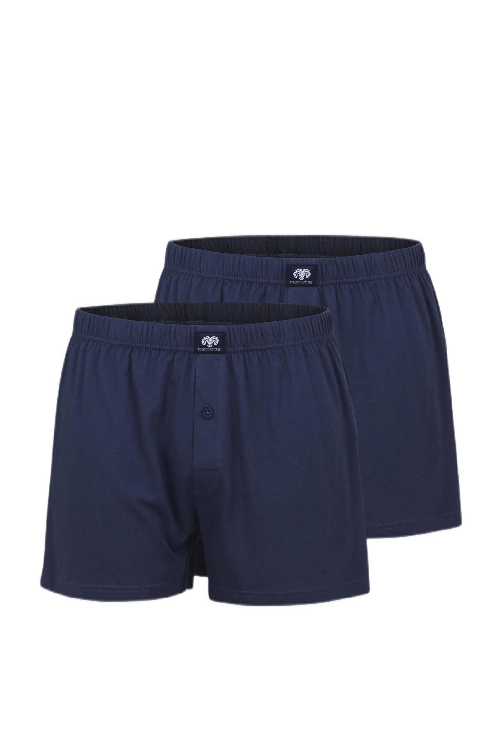 Ceceba +size boxershort (set van 2) (heren)