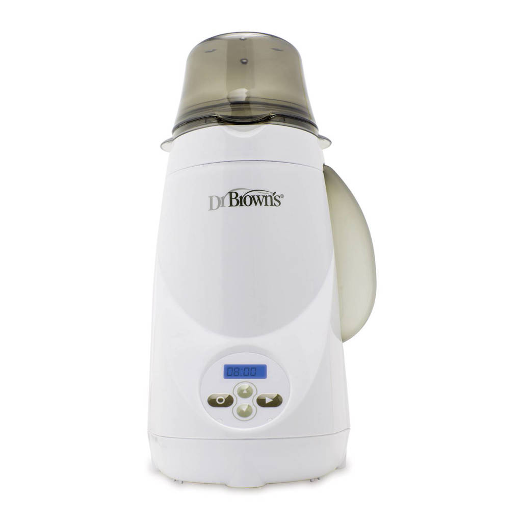 Dr. Brown's Deluxe elektrische flessenwarmer, Wit