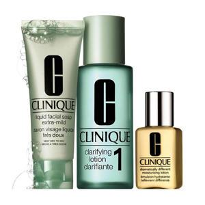 3-Step Intro Kit Skin Type 1 - 180 ml