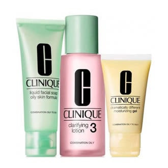 3-Step Intro Kit Skin Type 3 - 180 ml