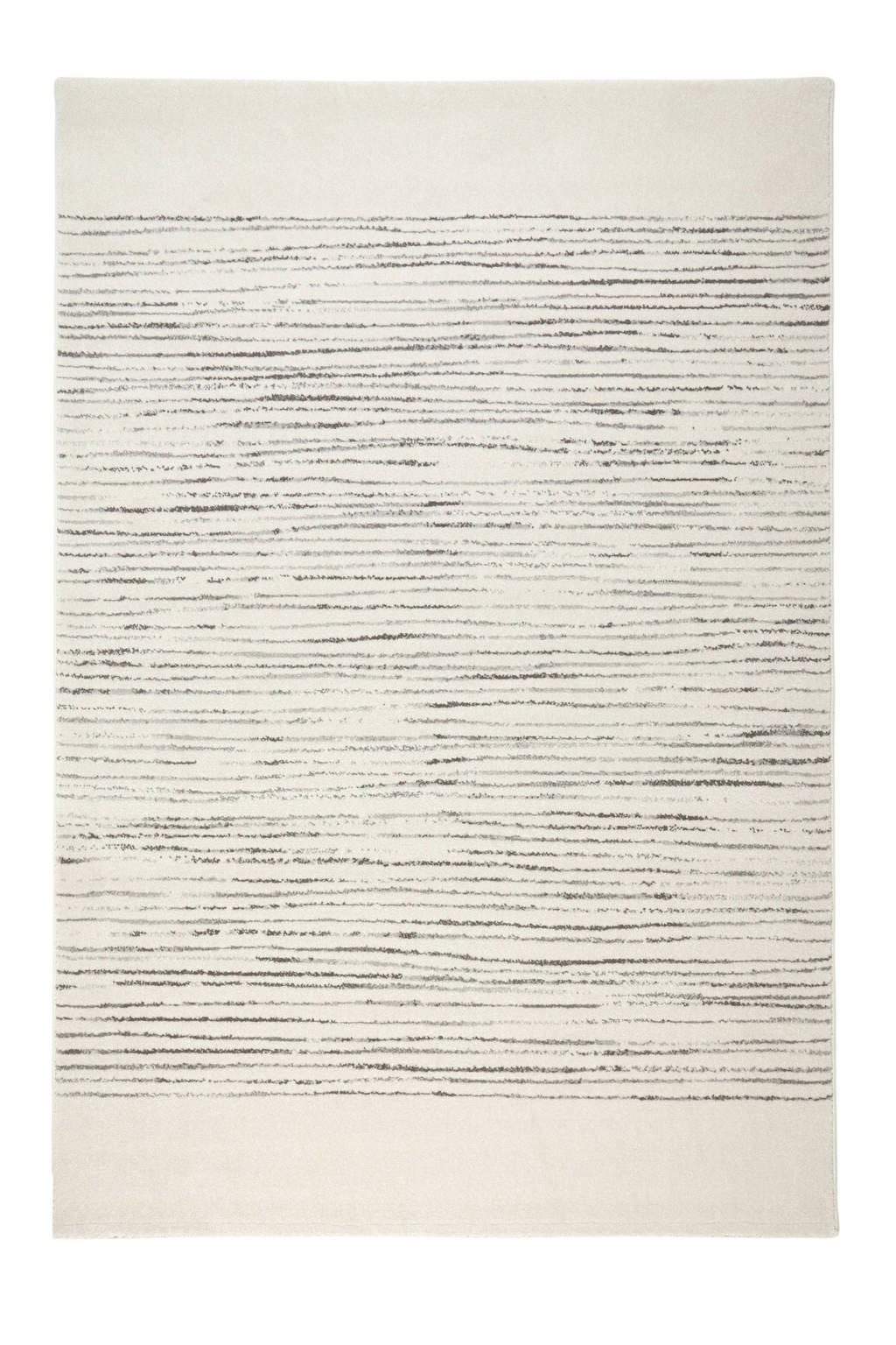 whkmp's own Vloerkleed  (230x160 cm), Wit, Zilver