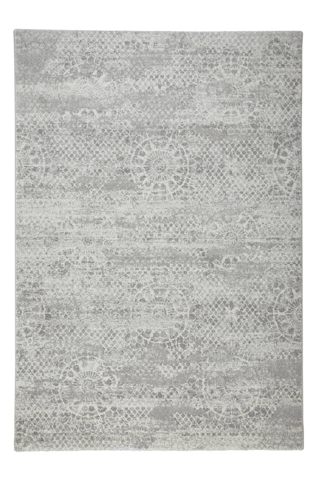 whkmp's own Vloerkleed  (230x160 cm), Grijs/zilver