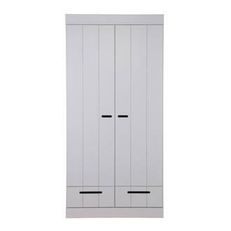 2-deurs kledingkast Connect