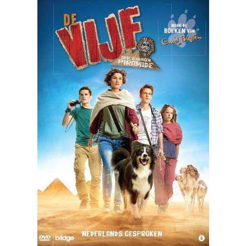 De Vijf en de verborgen piramide (DVD) kopen