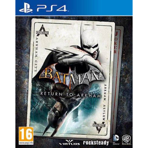 Batman - Return to Arkham (PlayStation 4) kopen