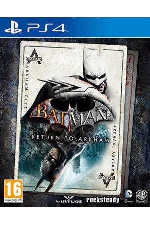 Batman - Return to Arkham (PlayStation 4)