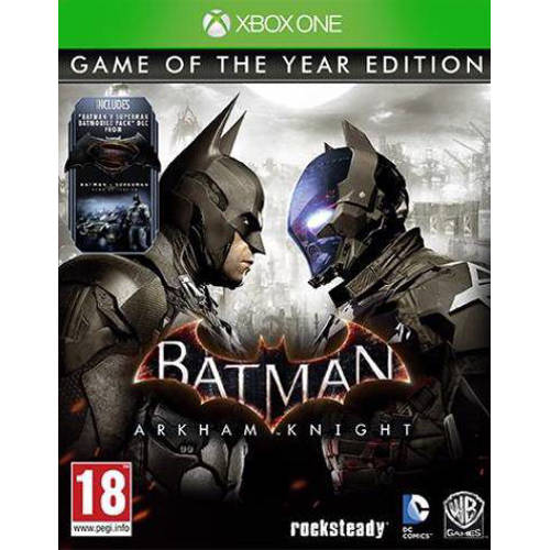 Batman Arkham knight (GOTY) (Xbox One) kopen