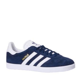 originals  Gazelle sneakers donkerblauw