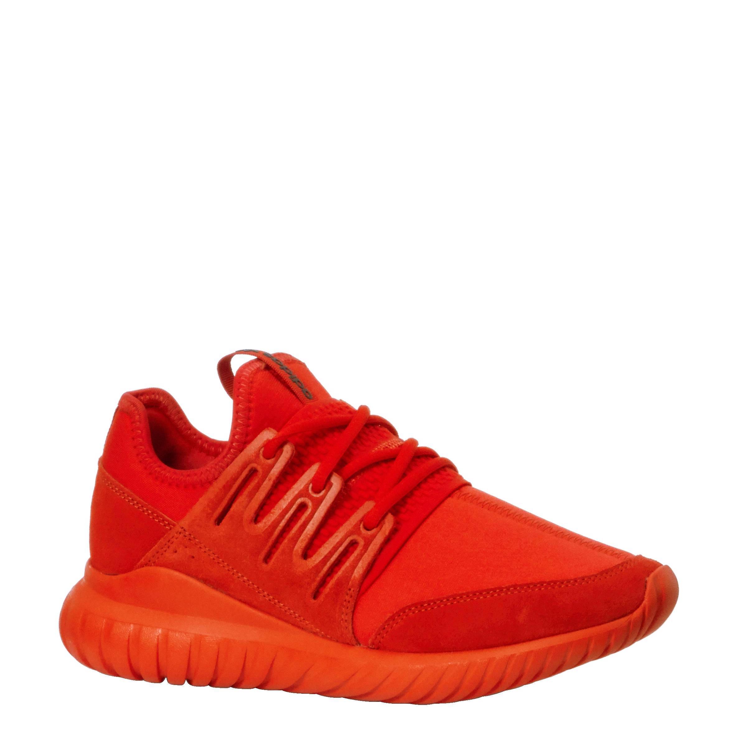 adidas tubular radial rood