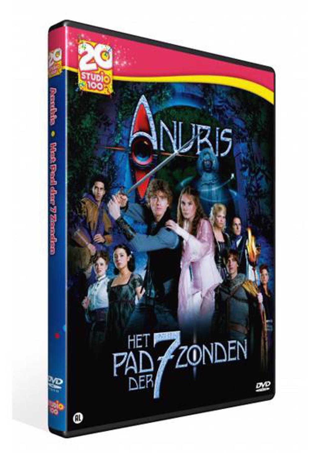 Het huis Anubis - Het pad der 7 zonden (DVD)