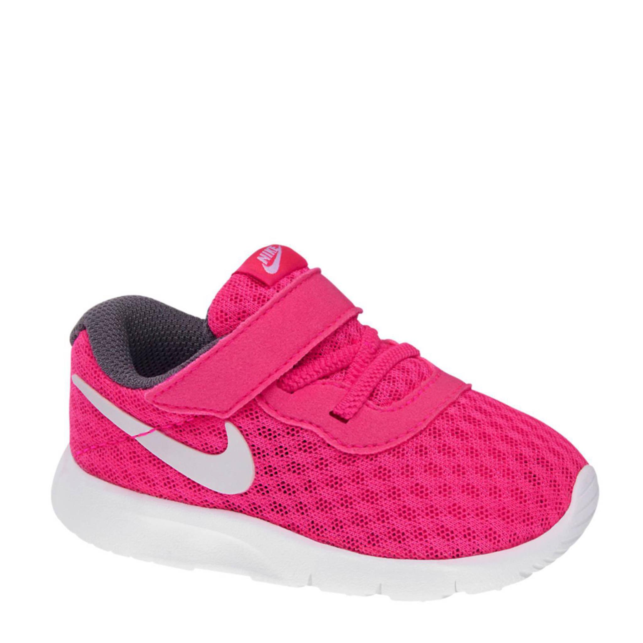a6eadcdc235 Nike Tanjun sneakers meisjes | wehkamp