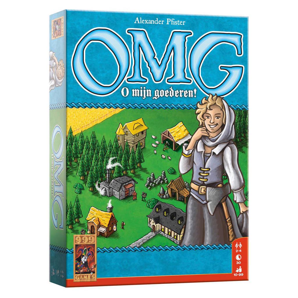 999 Games OMG - O mijn goederen kaartspel