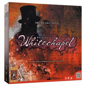 Brieven uit Whitechapel bordspel
