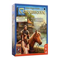 999 Games Carcassonne Kathedralen & Herbergen uitbreidingsspel