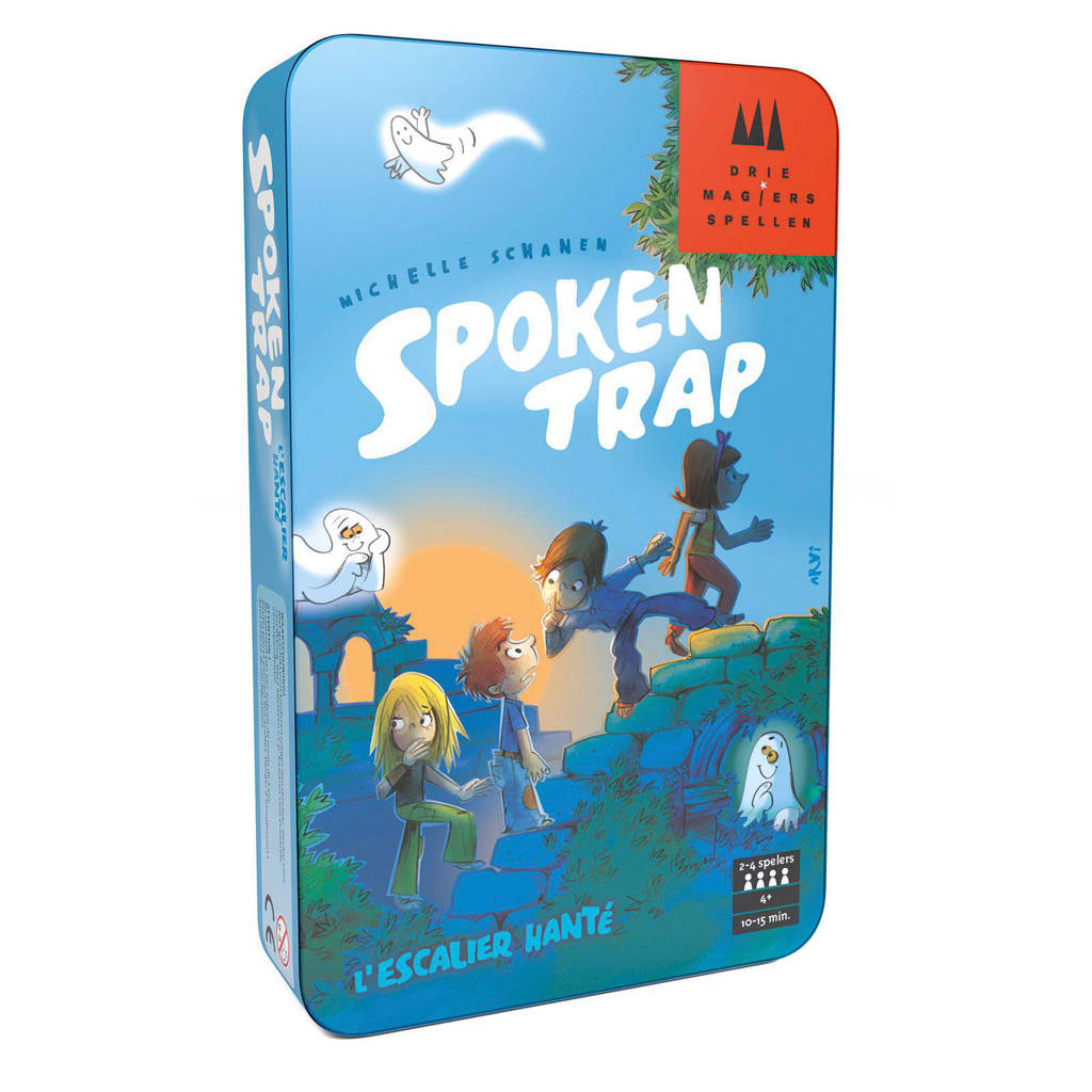 999 Games Spokentrap minispel kinderspel