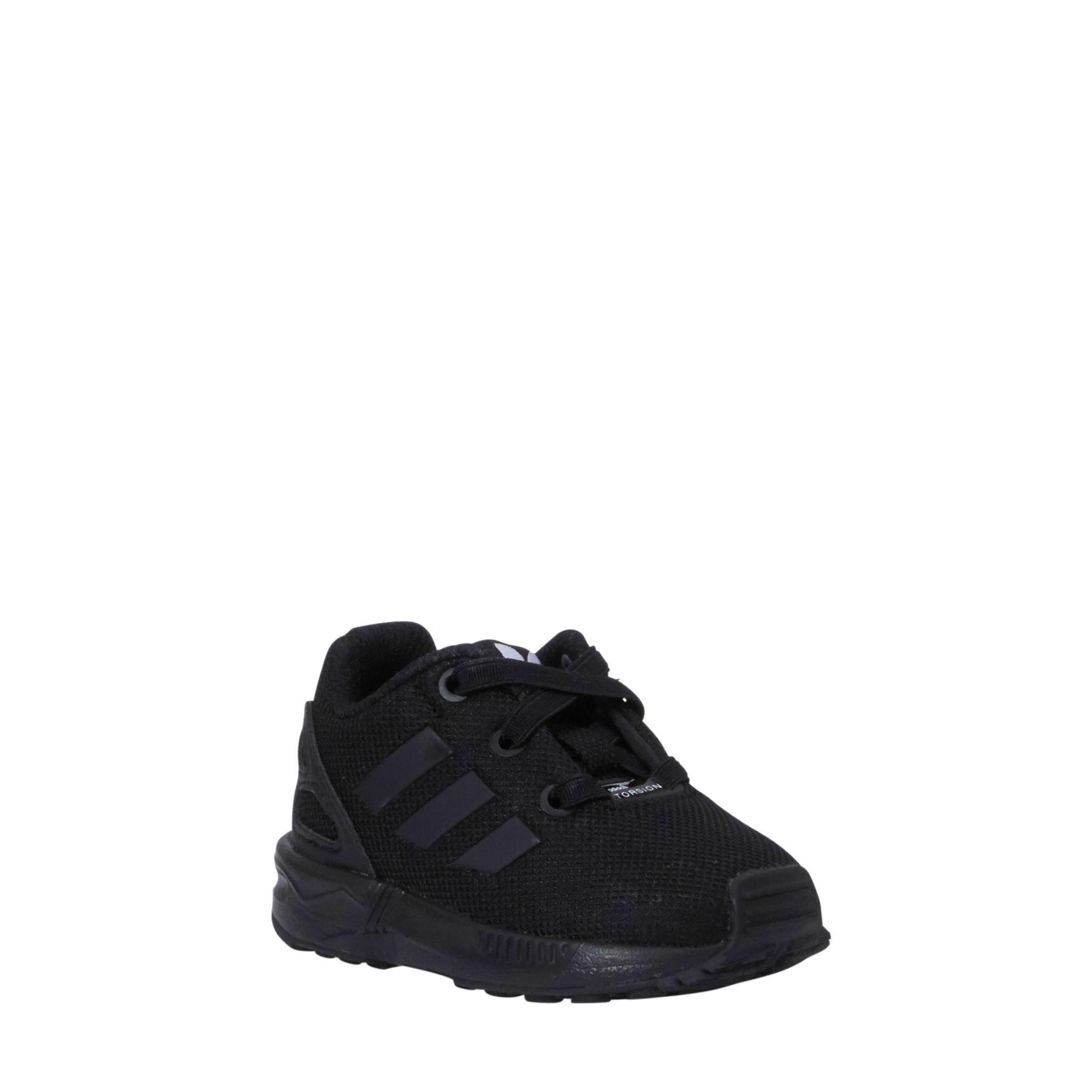 adidas Jongens ZX Flux EL I zwart Zwart