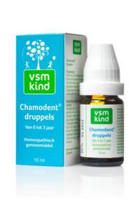 VSM Kind Chamodent druppels 0-3 jaar - 10 ml