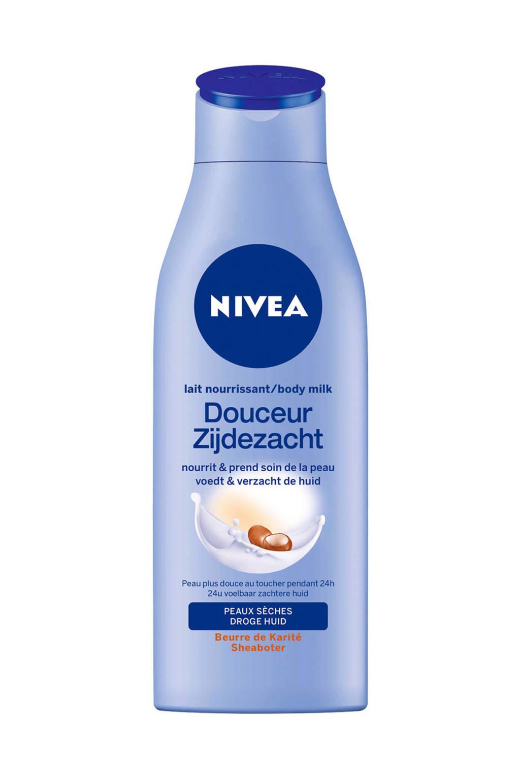 NIVEA zijdezachte body milk