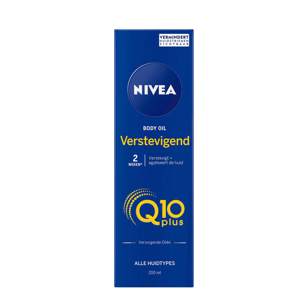 NIVEA Q10plus verstevigende body olie