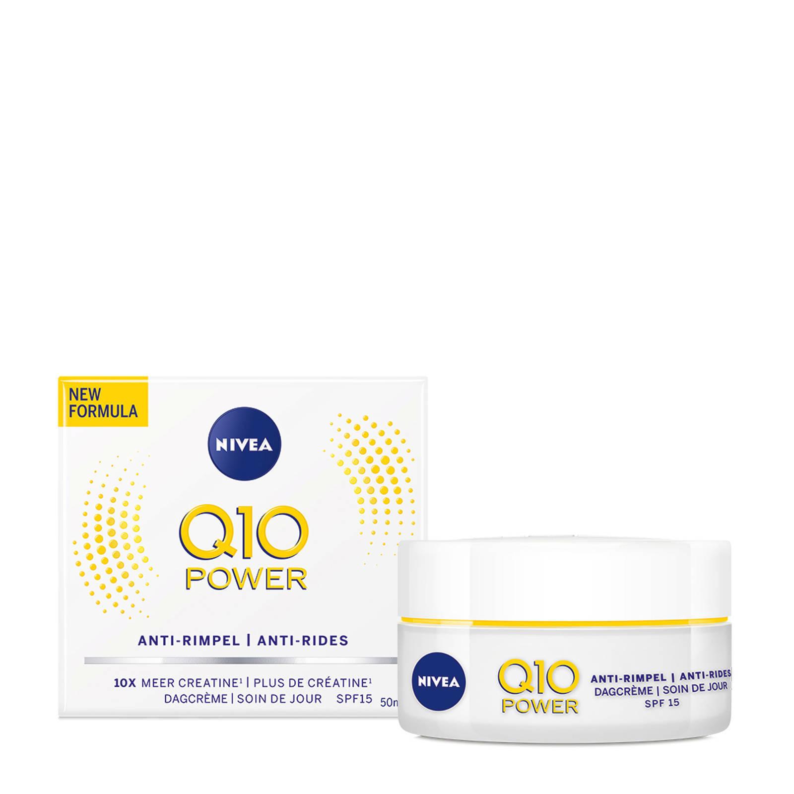NIVEA Q10 Power anti-rimpel dagcrème - 50ml