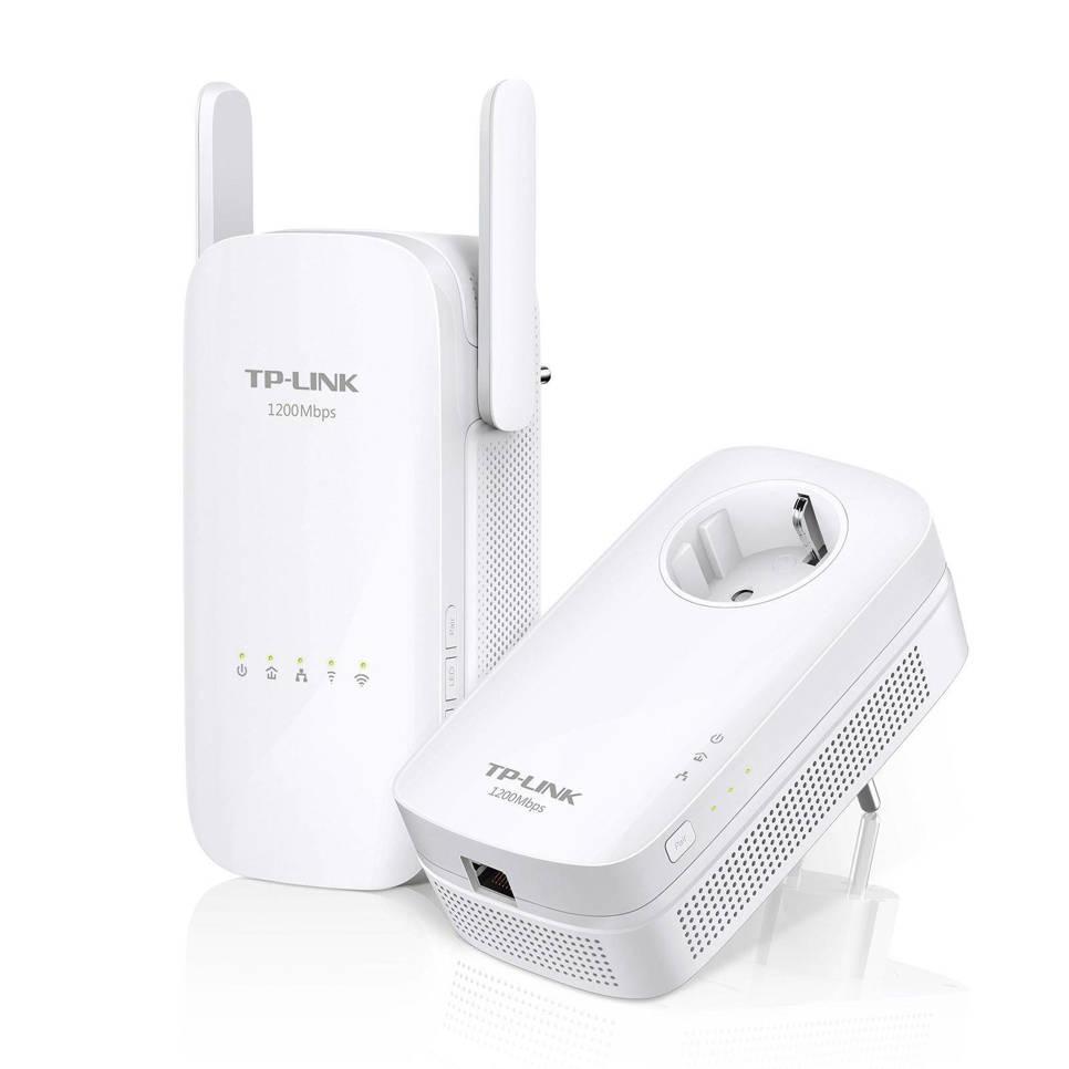 TP-Link TL-WPA8630 KIT powerline adapter, Wit
