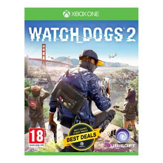 Watch Dogs 2 - standaard editie (Xbox One)