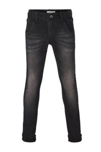 NAME IT NitClas x-slim fit jeans, Zwart