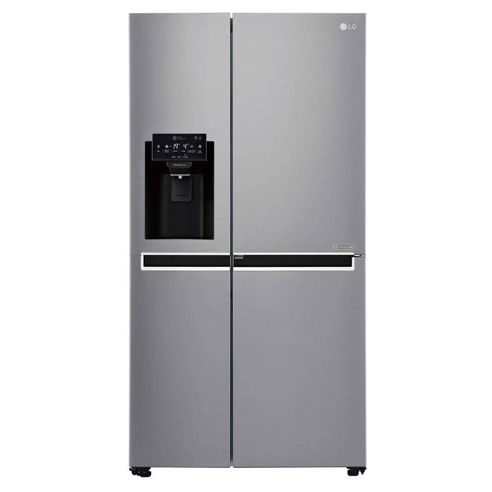 LG GSJ760PZXV Door-in-door koelkast, Glanzend staal