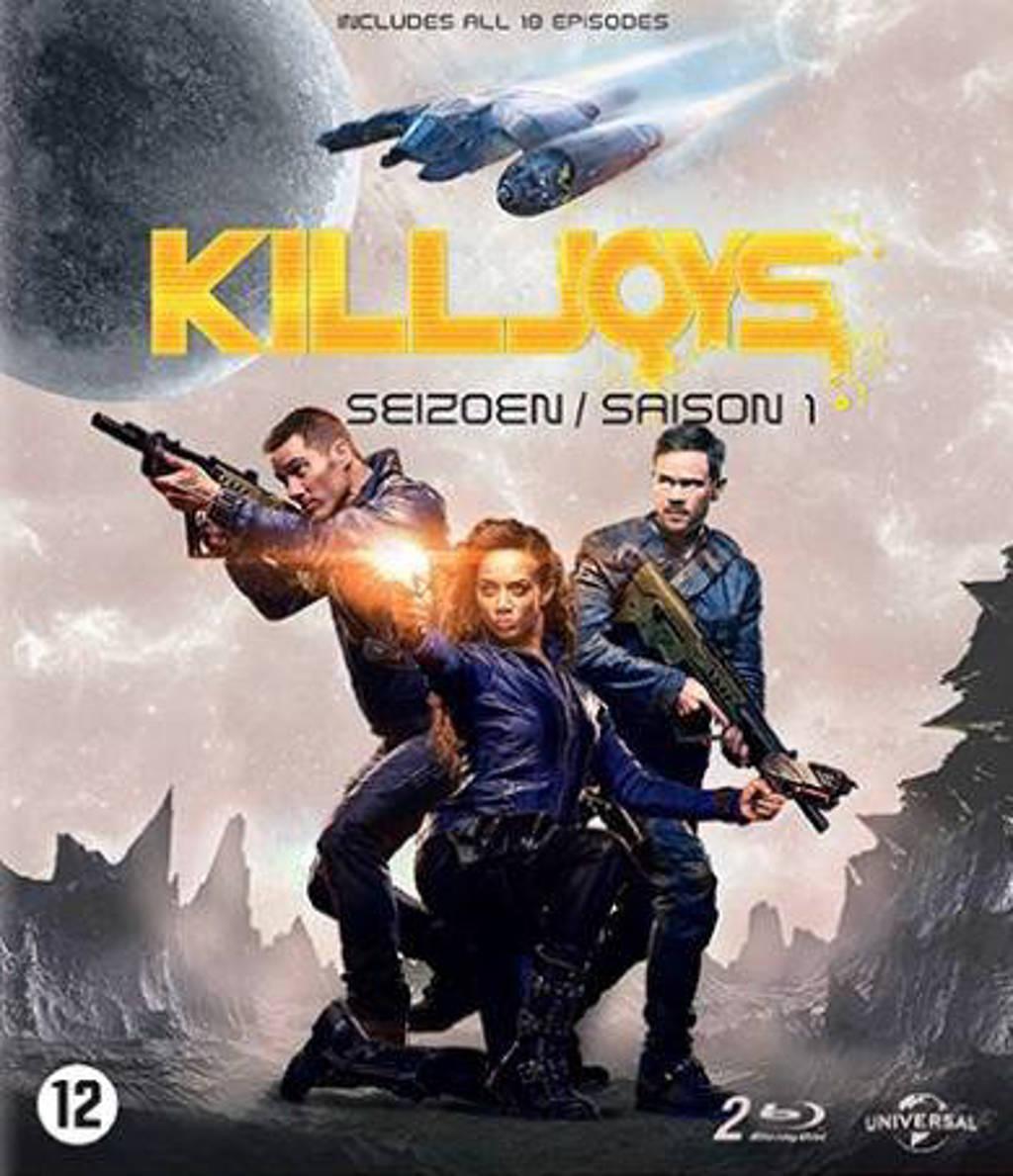 Killjoys - Seizoen 1 (Blu-ray)