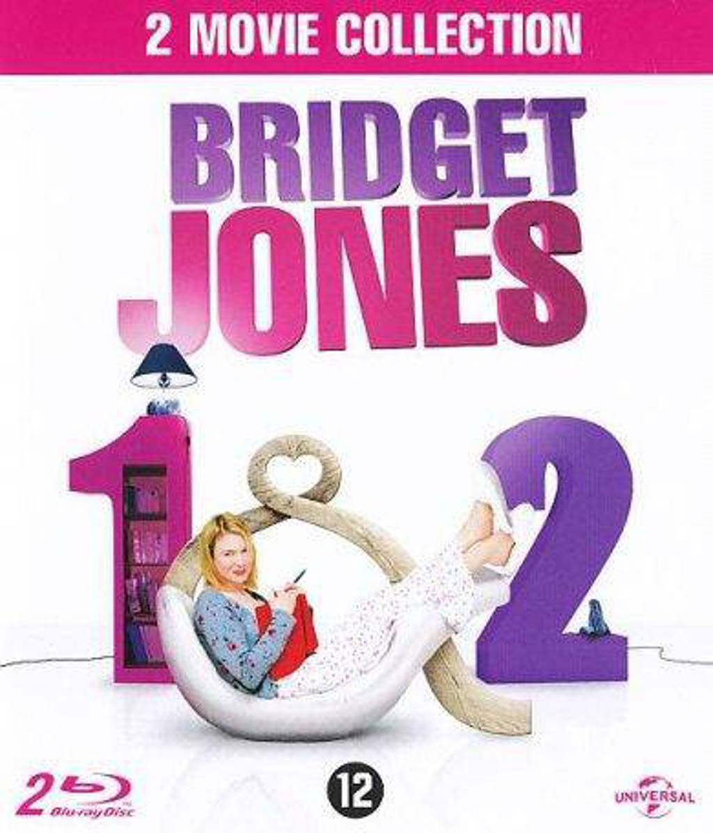 Bridget Jones 1 & 2 (Blu-ray)
