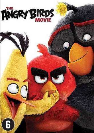 Angry birds movie (DVD)