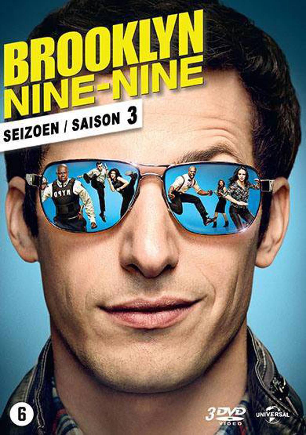 Brooklyn nine-nine - Seizoen 3 (DVD)