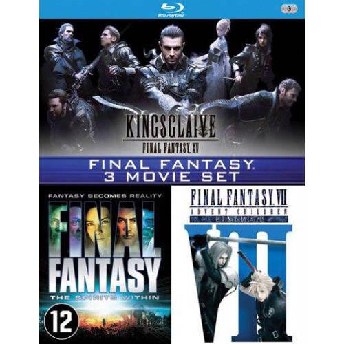 Final fantasy box (Blu-ray) kopen