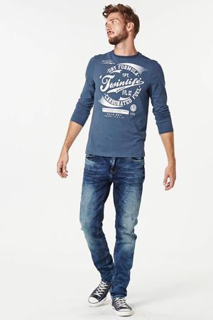 slim fit jeans Blast blue wash
