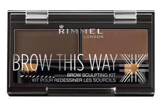 Brow this way wenkbrauwpoeder kit - 003 Brown