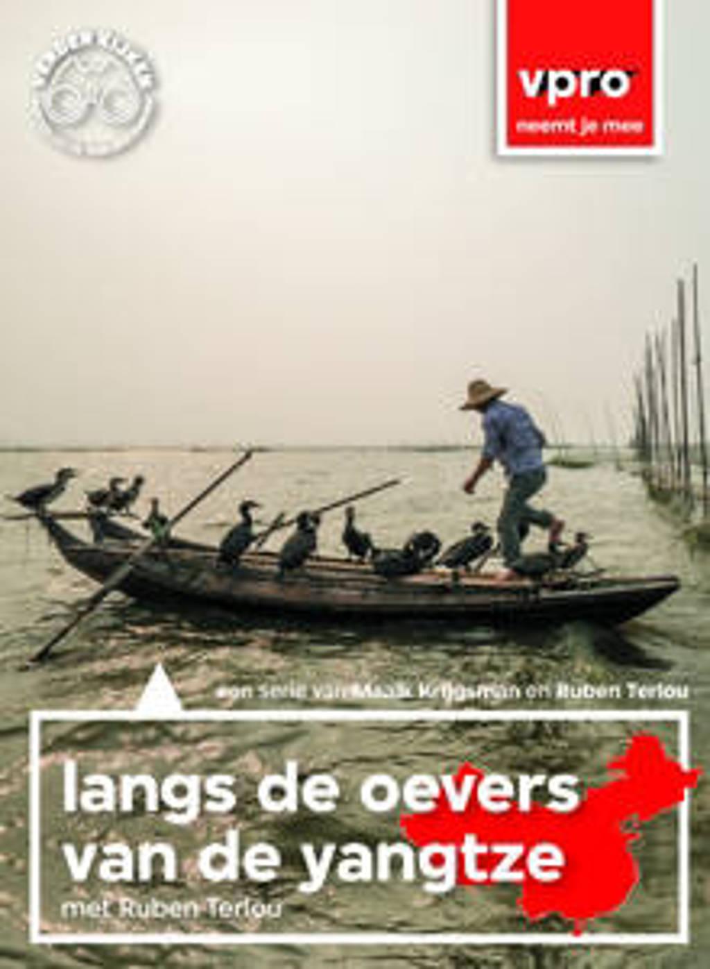 Langs de oevers van de Yangtze (DVD)