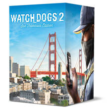 Watch Dogs 2 - San Francisco Collector's edition (Xbox One)