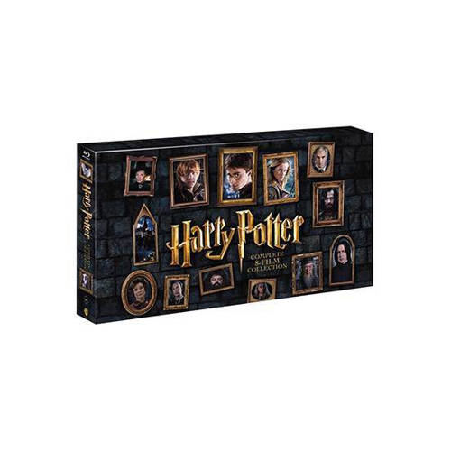 Harry Potter - Complete 8-film collection (Blu-ray) kopen