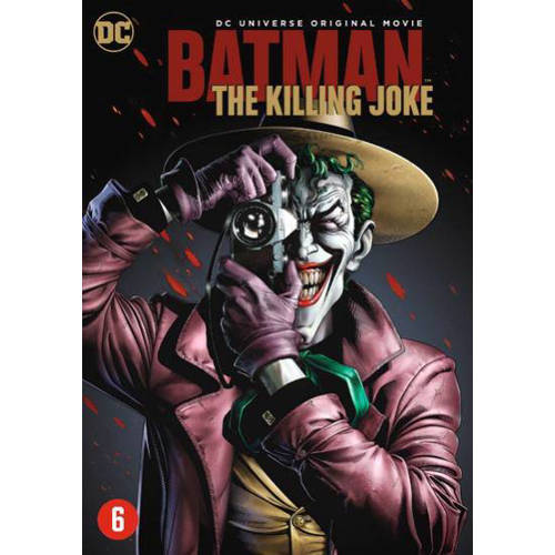 Batman - The killing joke (DVD) kopen