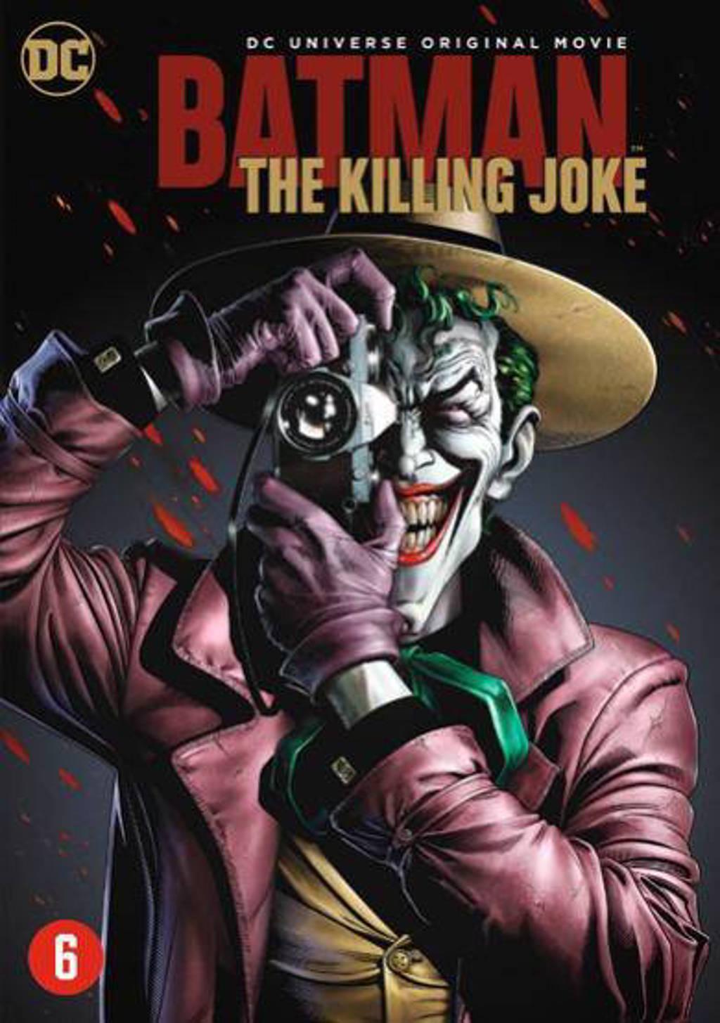 Batman - The killing joke (DVD)