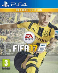 FIFA 17 (Deluxe edition) (PlayStation 4)