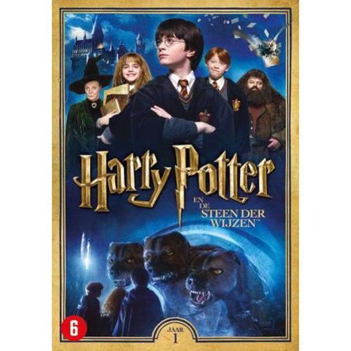 Harry Potter jaar 1 - De steen der wijzen (DVD) kopen