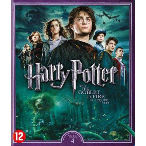 Harry Potter year 4 - The goblet of fire (Blu-ray) kopen