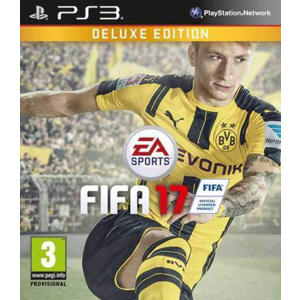 FIFA17 (Deluxe edition) (PlayStation 3)