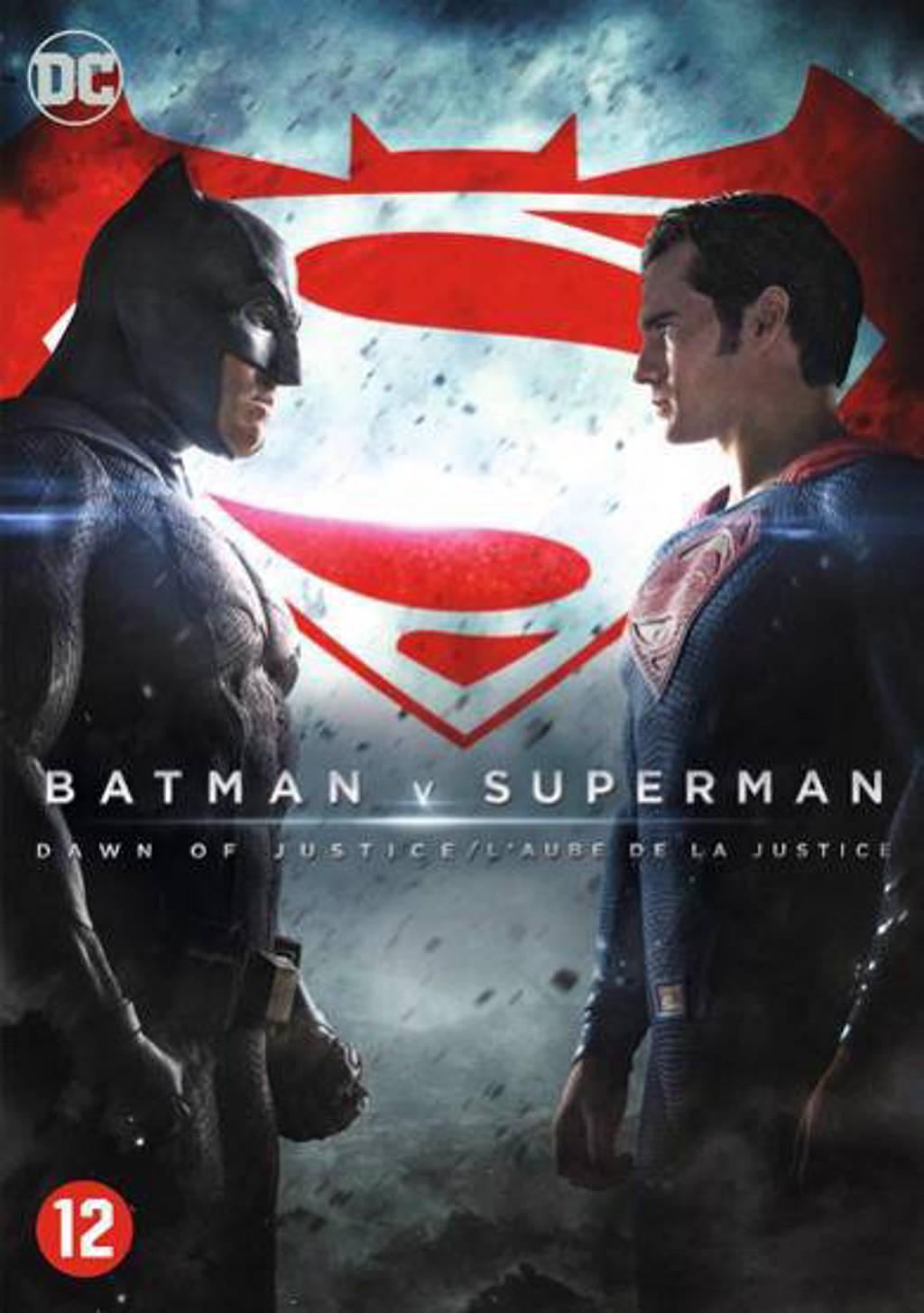 Batman v Superman - Dawn of justice (DVD)