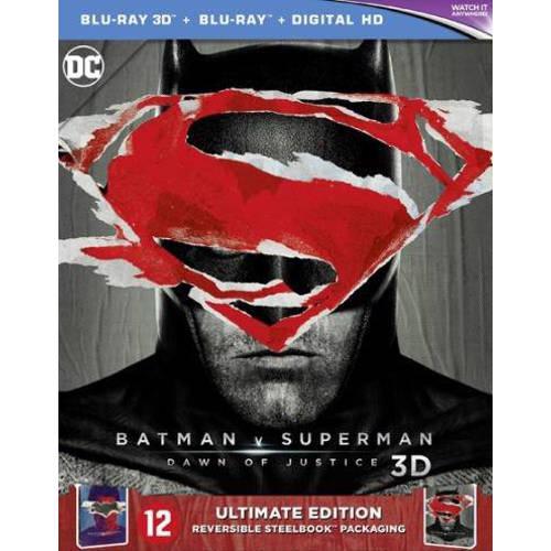 Batman v Superman - Dawn of justice (3D) (Blu-ray) kopen