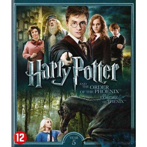 Harry Potter year 5 - The order of the phoenix (Blu-ray) kopen