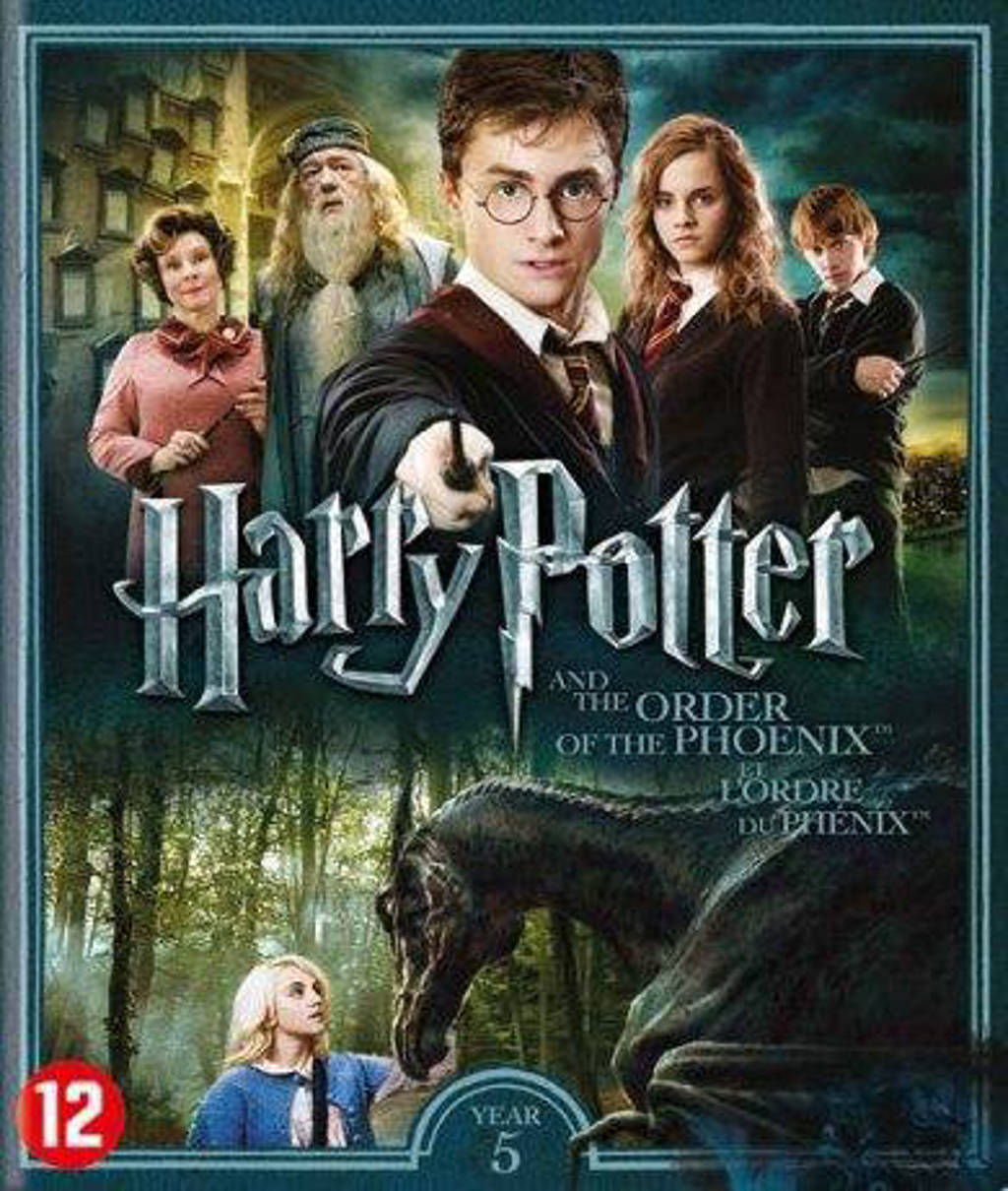 Harry Potter 5 - De orde van de Feniks (Blu-ray)